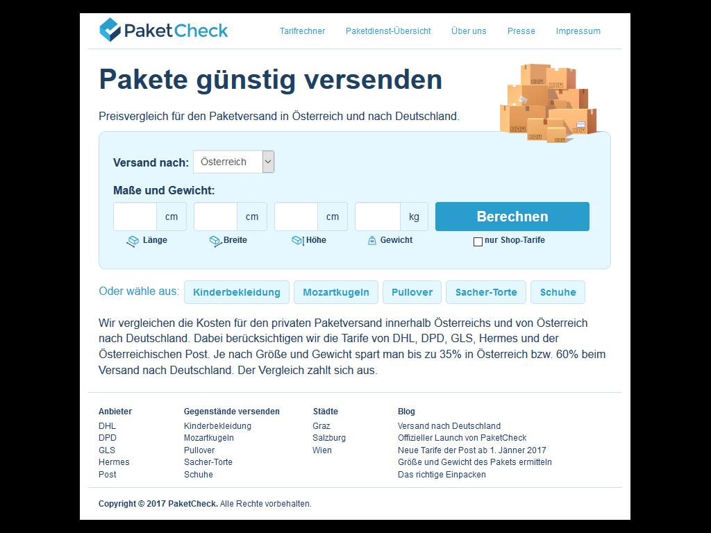 PaketCheck