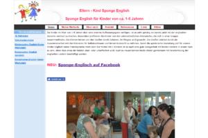 Sponge English